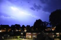 Code oranje voor zware onweersbuien