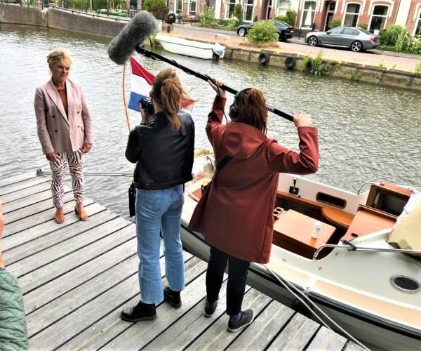 Lionsclub Sneek Waterstad maakt Filmcompilatie Sneekweek Slotconcert