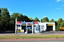 Tijdelijke sluiting tankstation aan Goeman Borgesiuslaan Sneek