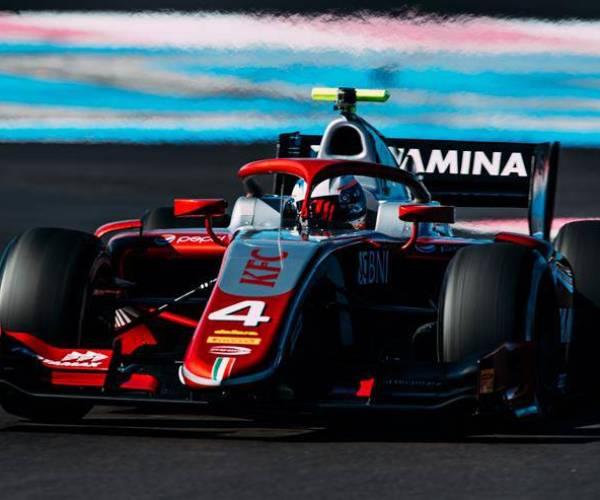 Formule E-coureur Nyck de Vries weer vierde in Berlijn