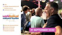 Dit is de line-up van het Werkfestival Súdwest-Fryslân