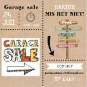 Garageverkoop in Harich