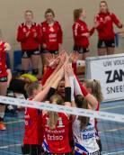 VC Sneek verliest eerste wedstrijd kampioenspoule van Sliedrecht Sport