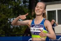 Vera de Vries van av Horror deelneemster EK-20