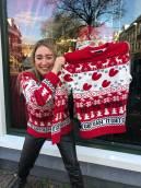 Unieke Friese Fiftysix Kersttrui