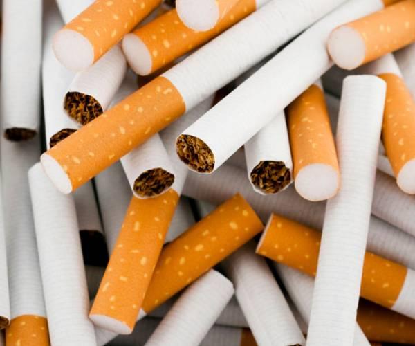 Geen sigaretten meer te koop bij de Lidl