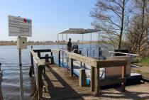 Veerpontjes in Súdwest Fryslân gaan weer varen