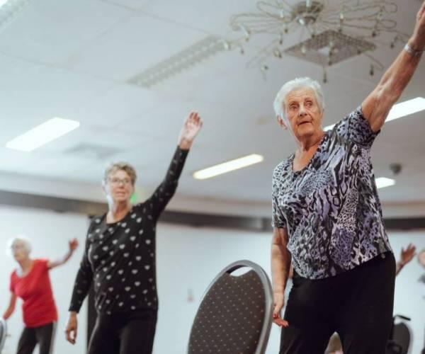 Wereld Parkinson Dag: Dansen op recept bij Kunstencentrum Atrium