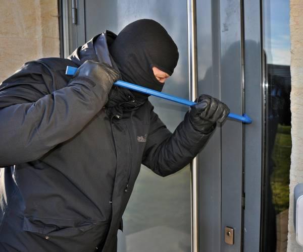 18,9 procent minder inbraken in Friesland tijdens corona