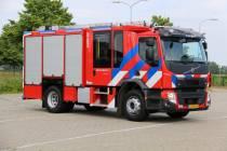 Brandweer IJlst krijgt in 2021 nieuwe tankautospuit