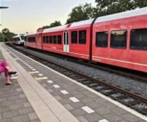 Aanpassen perronhoogtes van enkele stations in Fryslân en Groningen