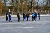 Atleten op glad ijs: verrassend vervolg samenwerking AV Horror, WV Snits en De IJsster