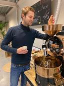 Koffiebranderij Roasted Beans opent haar deuren