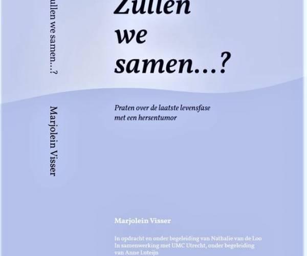 Nieuw boek van Marjolein Visser verschenen over de laatste levensfase