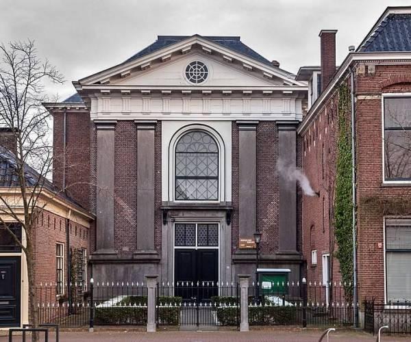 Doopsgezinde Gemeente Sneek zoekt andere bestemming voor het kerkgebouw