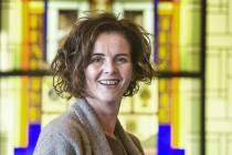 Annemarie Kingma nieuwe rector csg Bogerman
