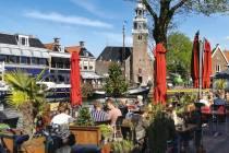 FOTO'S / Gezellige drukte op Hemelvaartsdag in Lemmer