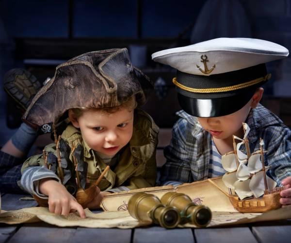 Zeemeerminnen & Piraten voor het Fries Scheepvaart Museum gezocht