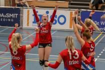 VC Sneek stelt op tijd orde op zaken tegen Voltena: 3-1