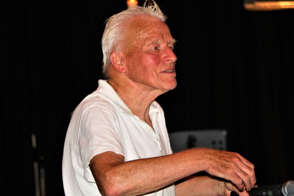 Organist Folkert Binnema