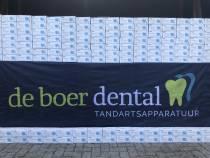 De Boer Dental levert niet-medische mondkapjes aan ROC Friese Poort