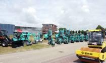 Sijperda Verhuur introduceert uitbreiding assortiment grondverzet-machines