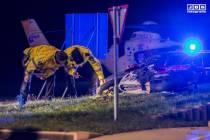 Motorrijder uit Leeuwarden (25) overleden na eenzijdig ongeval
