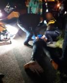 Politie houdt twee verdachten van poging tot doodslag aan bij Hommerts