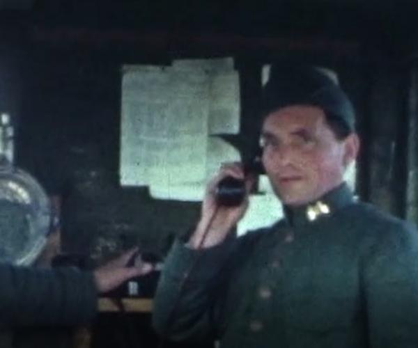 Unieke kleurenfilm uit 1939 van Luchtwachtpost Sneek ontdekt