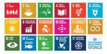 Nederland kleurt VN-blauw voor 75 jaar Verenigde Naties