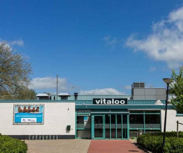 Water weer kalm bij Zwembad Vitaloo